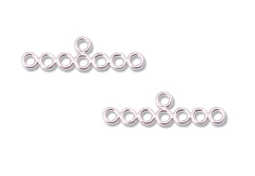 Sterling 7 Ring Linking Station (6 pcs.)