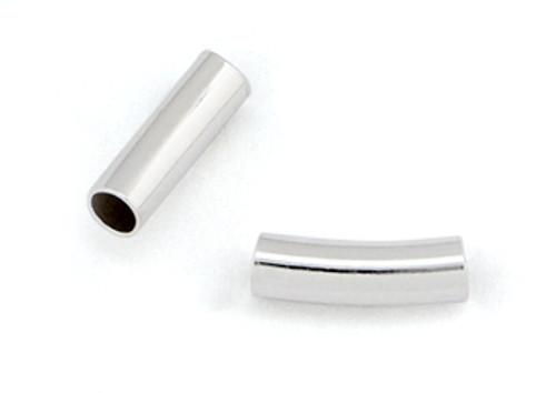 3mm Curved Tubing 10mm Long (6 pcs.)