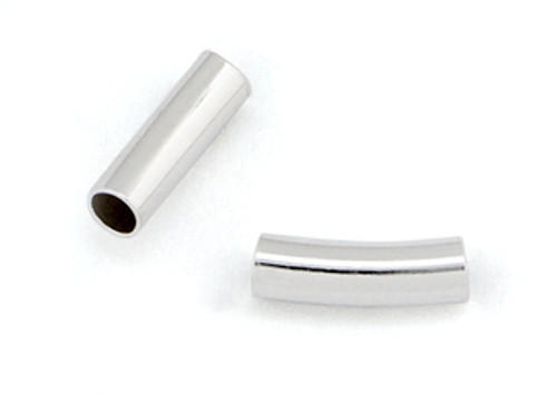 3mm Curved Tubing 10mm Long (6 pcs.)