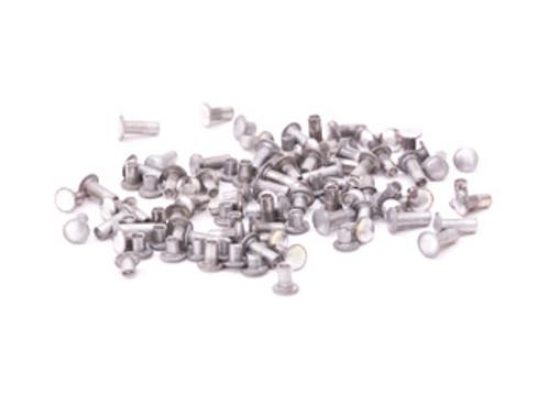 """Assorted 1/16"""" Dia. Short Aluminum Rivets (100 pcs.)"""