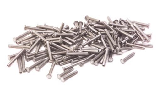 """Assorted 1/16"""" Dia. Long Aluminum Rivets (125 pcs.)"""