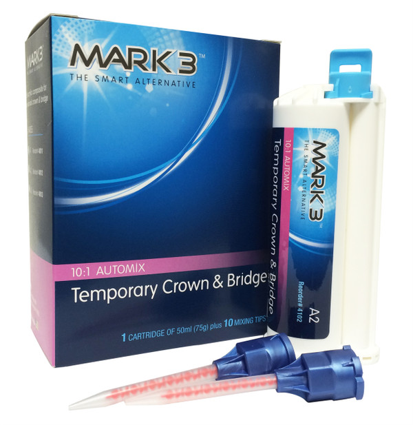 Mark3 Temporary Crown & Bridge Material