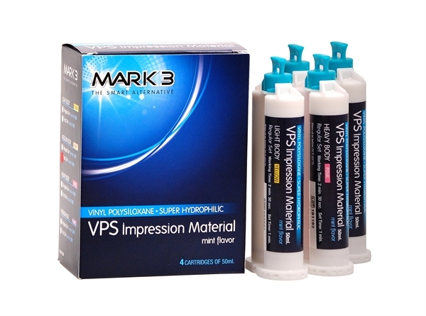 Mark 3 VPS Impression Material