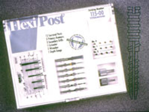 Flexi-Post Refills Titanium