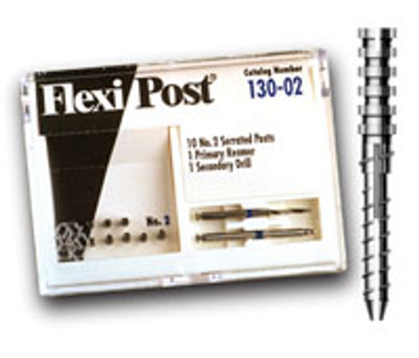 Flexi-Post Refills Stainless Steel