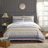 In 2 Linen Linea Super King Bed Quilt Cover Set