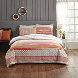In 2 Linen Aviana Super King Bed Quilt Cover Set