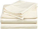 Shut Eye King Size  375 Thread Sheet Set - Ivory