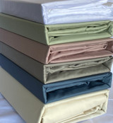 Bamboo Cotton sheet sets Colours may slightly vary