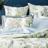 Renee Taylor Botanica Quilt cover Set 300 Thread Count 100% Cotton