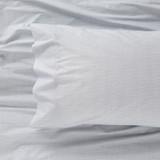 Harper Home Organic Cotton printed Sheet set Stripe | Navy