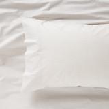 Harper Home Organic Cotton printed Sheet set Stripe | Stone
