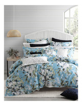 Private Collection Jessica Super King Bed 5 Piece Quilt Cover Set