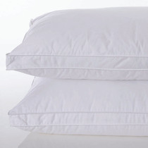 In 2 Linen Microfibre Pillow | Firm