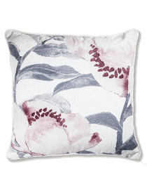 Madras Link Olinda Mauve/Pale Grey Cushion