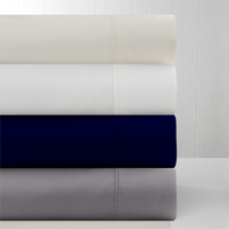 In 2 Linen 800TC Supima Cotton King Size Pillowcase Pair