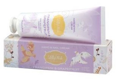 Lilly's Wish Frangipani Hand & Nail Cream Aust Made Organic FREE POSTAGE*
