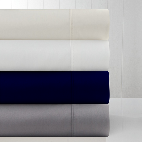 In2Linen Mega Queen 50cm Fitted Sheet 800TC Supima Cotton
