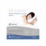 In 2 Linen Microwool Super King Quilt 500GSM | Warm