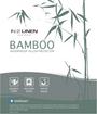 In 2 Linen Standard Waterproof Bamboo Pillow Protectors