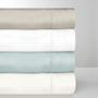 In2Linen Mega Queen Bed  600 Thread count Aegean Cotton