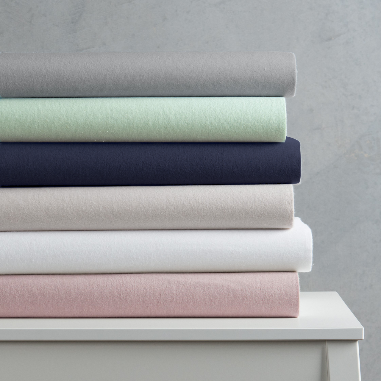 In2Linen Flannel Queen Bed Sheet Sets |Egyptian Cotton