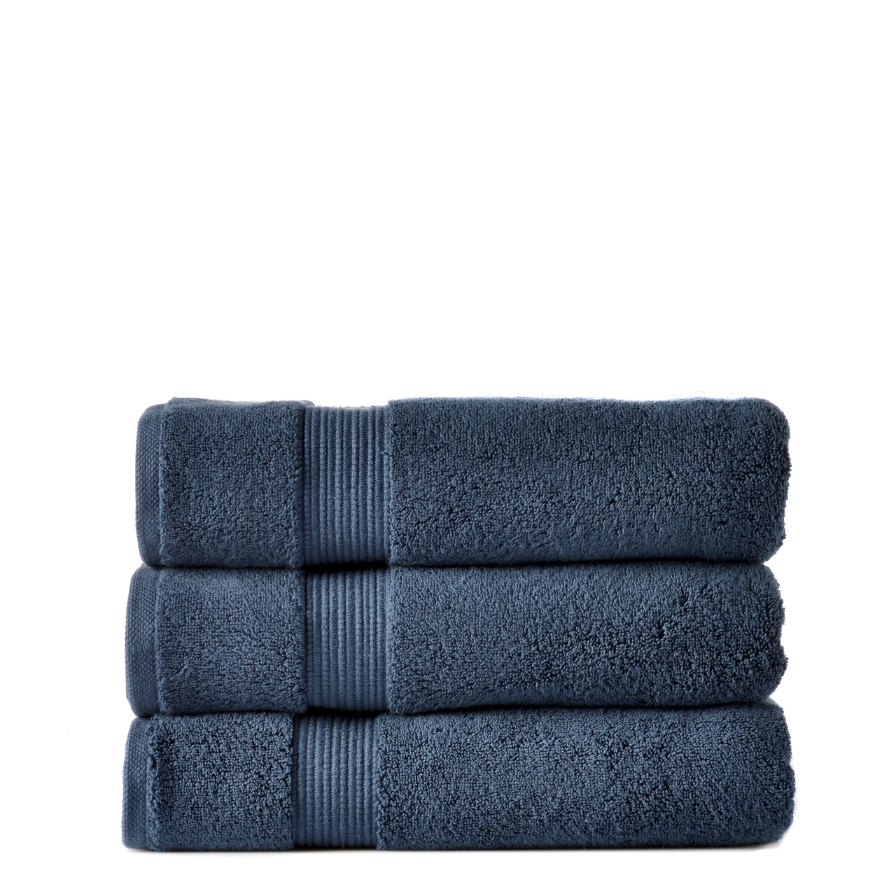 Our Zero Twist 650 gsm 100% cotton bath towels are soft and plush. They are colourfast and durable. The drying becomes more enhanced with every wash maintaing a soft and plush texture.  Colour Grey There are 10 beautiful colours to choose from all with matching accessories.