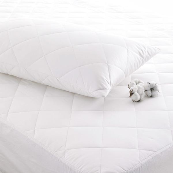 In2Linen 100% Cotton Mattress Protector – Healthguard Treated