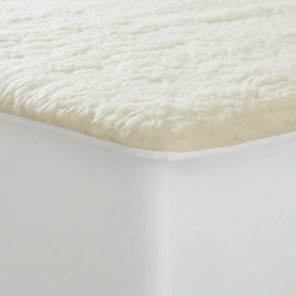 In2Linen  Australian Merino Wool Reversible Underlay - Summer / Winter FROM
