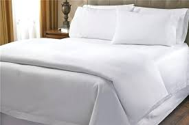 In2Linen Flat Sheet Commercial Grade 100% Cotton| White only From $19.95