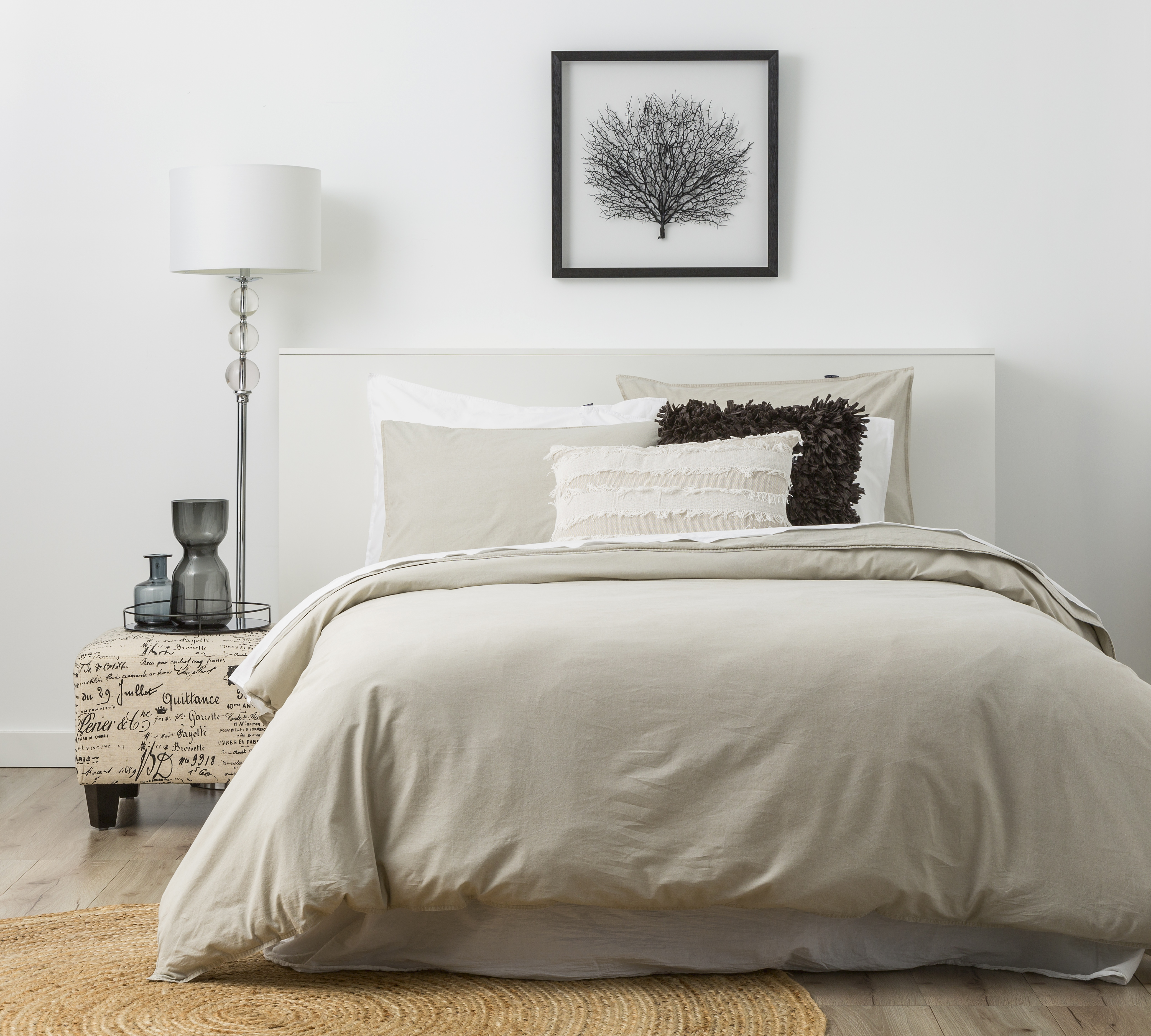 In2linen Stone Wash Quilt Cover Set | Linen | NEW RANGE