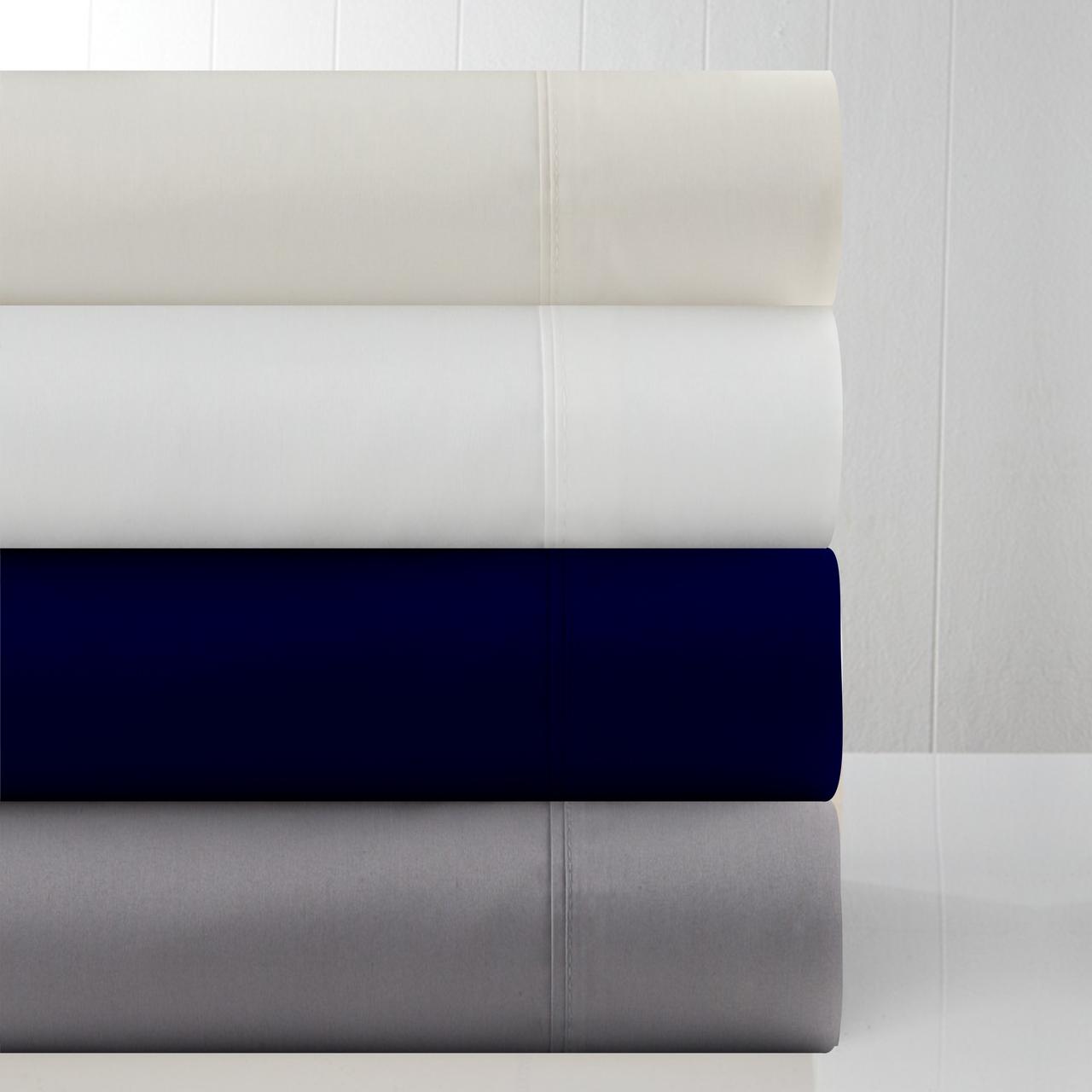 In2Linen Super King Bed 203 x 203 x 50cm Sheet Set 800TC Supima Cotton