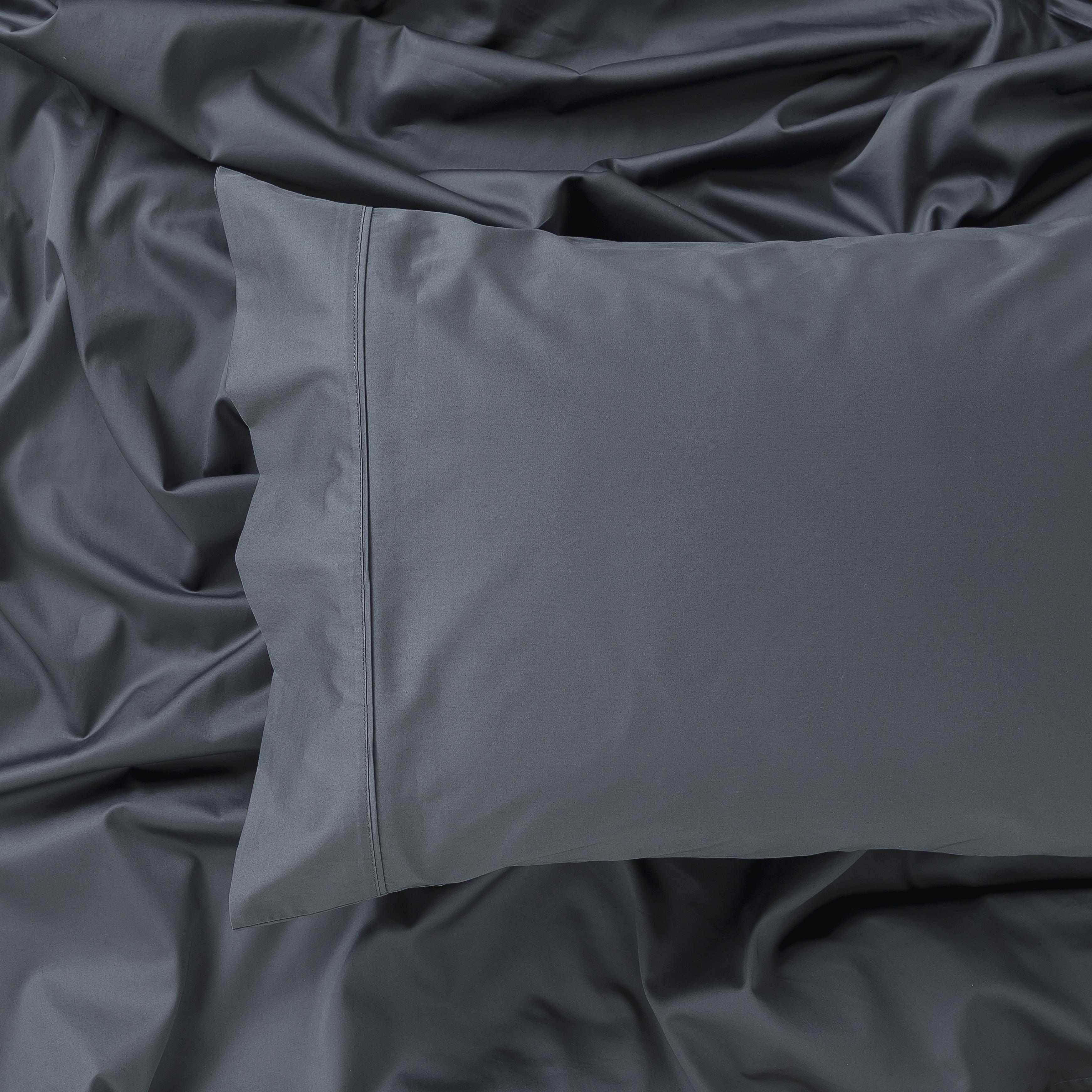 In2Linen 500TC Bamboo Cotton Sheet Set   Prussian Blue