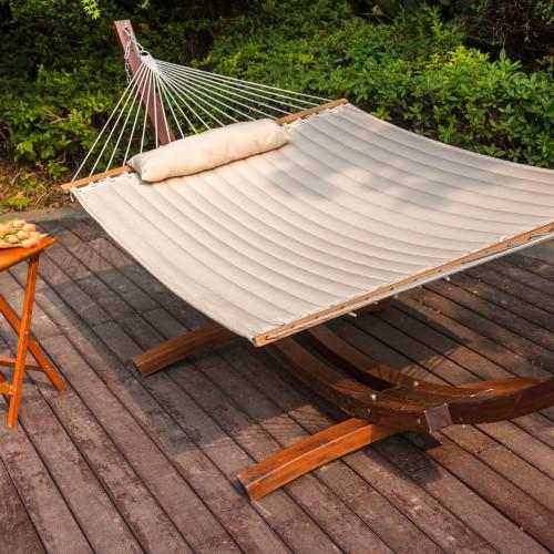 pillow top hammock