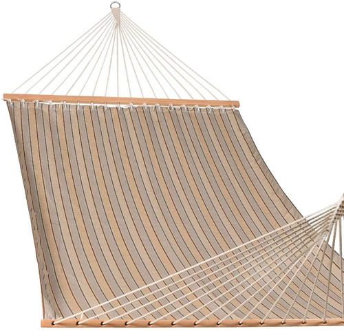 All weather Sunbrella® Hammocks with Spread Bar for Two Person 450 Lbs Capacity by Lazy Daze Hammocks,Bravada Limelite