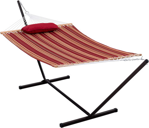 Quilted Fabric Hammock Combo