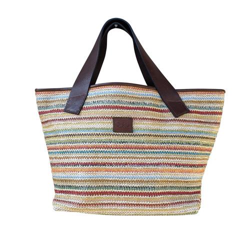 Summer Stripes Handbag