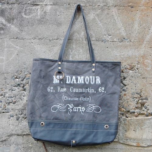 Damour Tote Bag