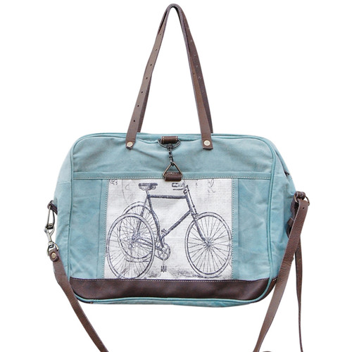 Bicycle Skies Messenger