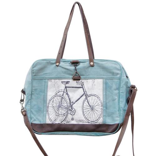 Bicycle Skies Messenger