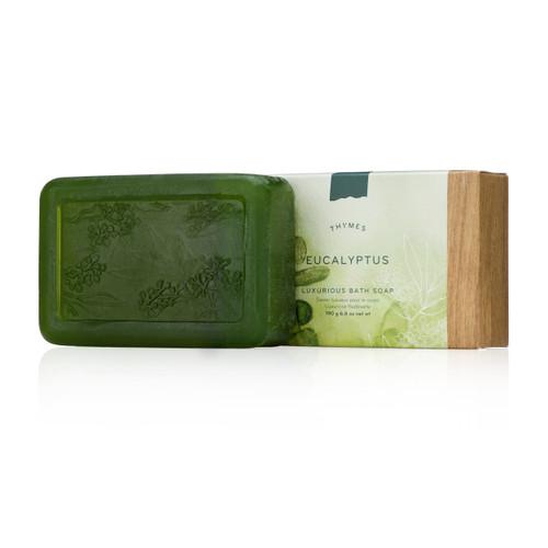 Eucalyptus Luxurious Bath Soap