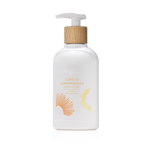 Tupelo Lemongrass Hand Lotion