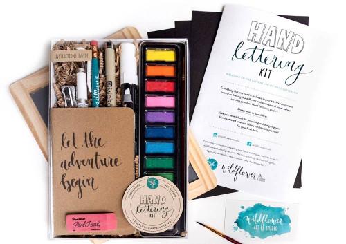 Hand Lettering Kit