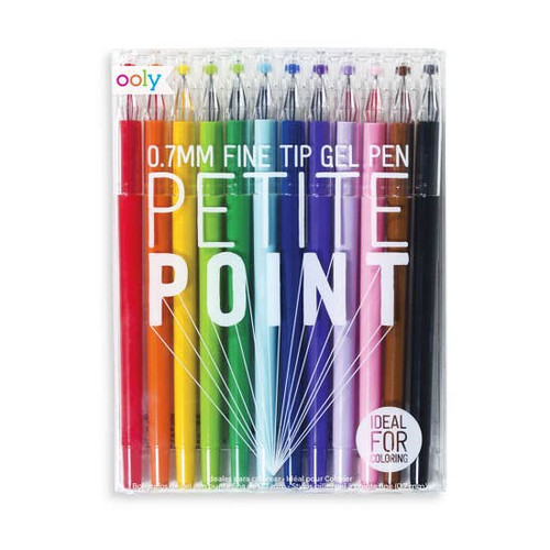 Petite Point Gel Pens