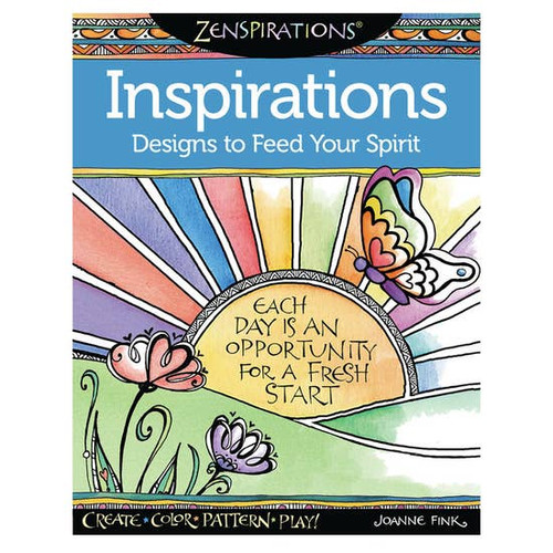 Inspirations Coloring Book