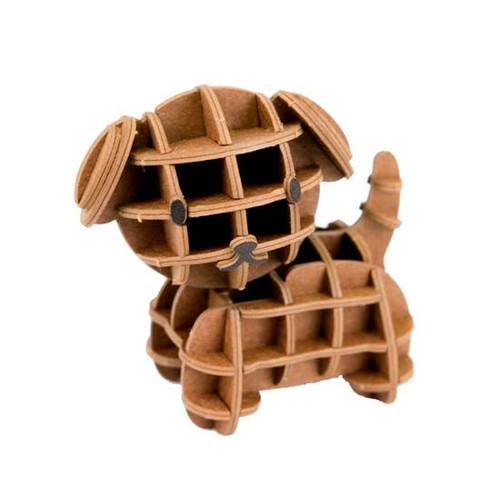 Jigzle Snuffy 3D Paper Puzzle