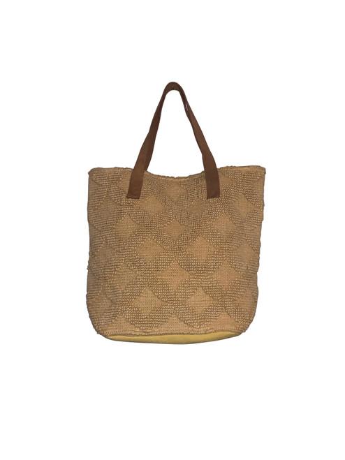Tara Yellow Tote Bag