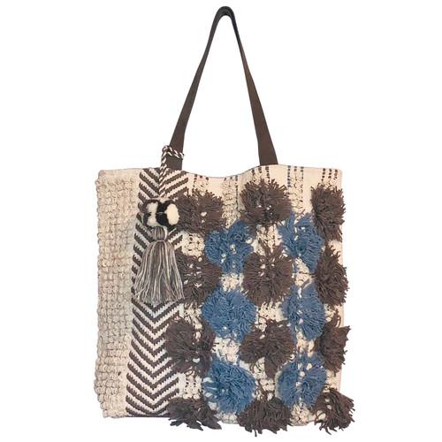 Chloe Square Tote Bag