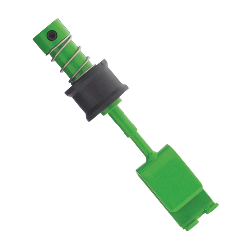 ION QUICK RELEASE DRILL ADAPTER $44.99 USD  SKU: 18910  The ION quick release / drill adapter combo is made with the same durable steel as our augers, and it allows you to quickly switch between auger bits without having to unbolt the auger from the powerhead. Simply raise the locking mechanism, twist out the old auger bit, and fasten in the new one, with no need for any additional tools. The included drill adapter connects the same way, and turns your ION into a versatile multi-tool to drill in shelter ice anchors.