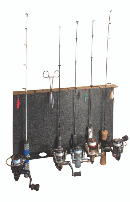 Catch Cover Ice Rod Rack